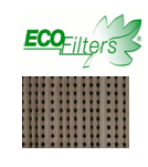 Andreae Team ECO FILTERS | EF911 - 90 cm | 10 m2
